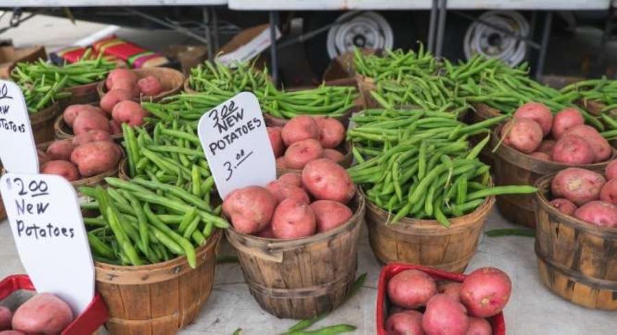 Frisco Rotary Farmers Market (Courtesy Visit Frisco)