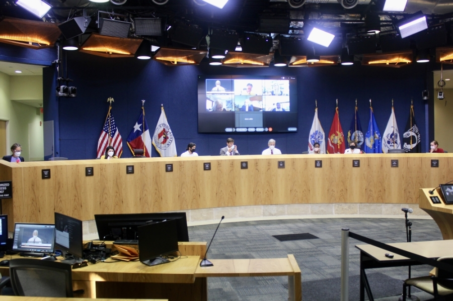 Austin City Council concluded its two-day budget adoption process Aug. 12. (Ben Thompson/Community Impact Newspaper)