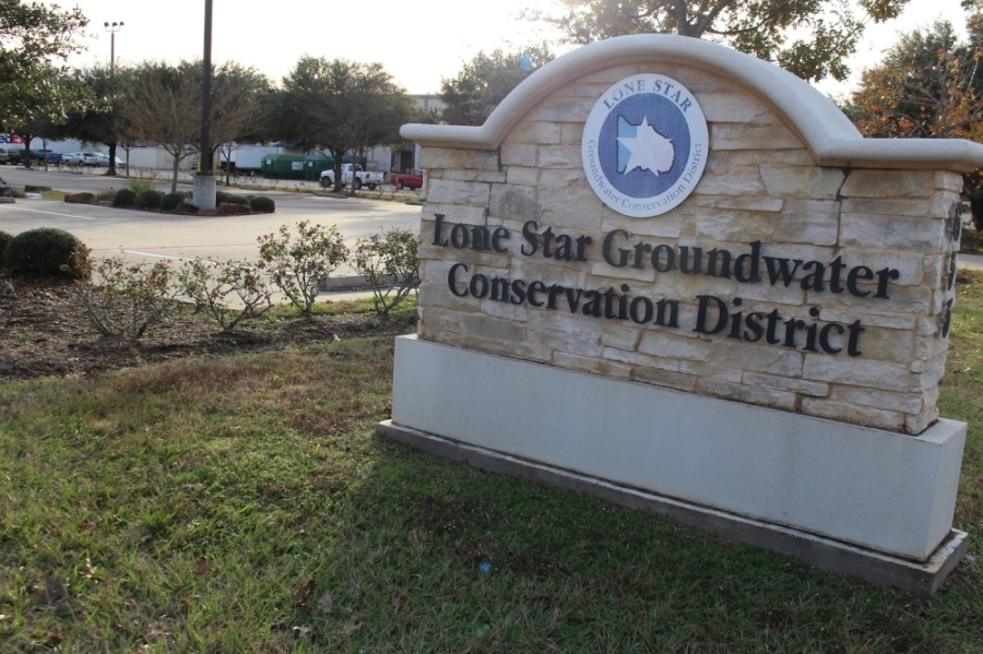 The Lone Star Groundwater Conservation District, which regulates groundwater usage in Montgomery County, voted to keep county water fees the same as in 2021. (Eva Vigh/Community Impact Newspaper)