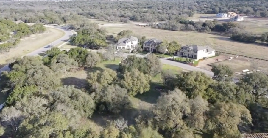 A few model homes in the Parten development demonstrate what the neighborhood could look like, as shown in a video update on the neighborhood. (Courtesy Parten)