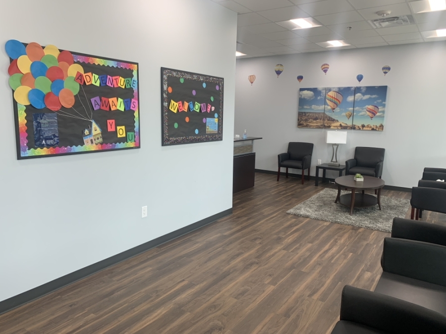 Action Behavior Centers provide applied behavioral analysis therapy, which includes one-on-one sessions that focus on the specific developmental needs for children on the autism spectrum. (Courtesy Action Behavior Centers)