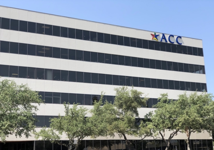 Photo of an ACC building