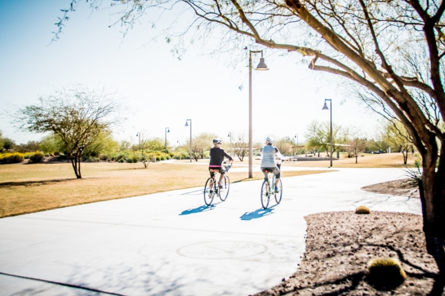 The Chandler City Council approved the city's parks strategic master plan during a meeting Aug. 12. (Courtesy city of Chandler)