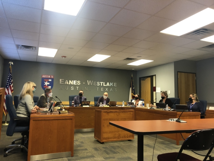 Eanes ISD will require masks at this time. (Amy Rae Dadamo/Community Impact Newspaper)