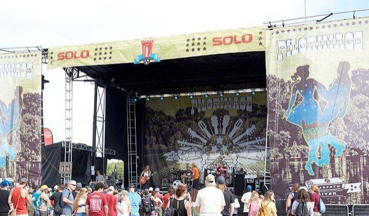 The Pilgrimage Music & Cultural Festival will return Sept. 25-26. (Courtesy Pilgrimage Music & Cultural Festival)