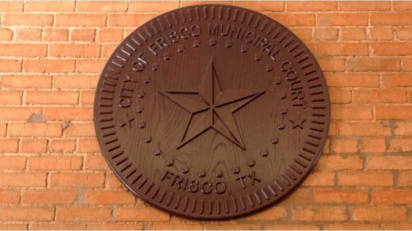 The Frisco Municipal Court building will be closed through Aug. 27 as a relocation to 8450 Moore St. occurs. (Courtesy city of Frisco)