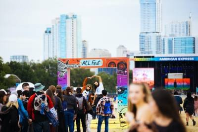 This year ACL will require proof of vaccination or proof of a negative COVID-19 test within 3 days before attending the festival, according to an ACL news release. (Courtesy Sydney Gawlik/ACL Fest)