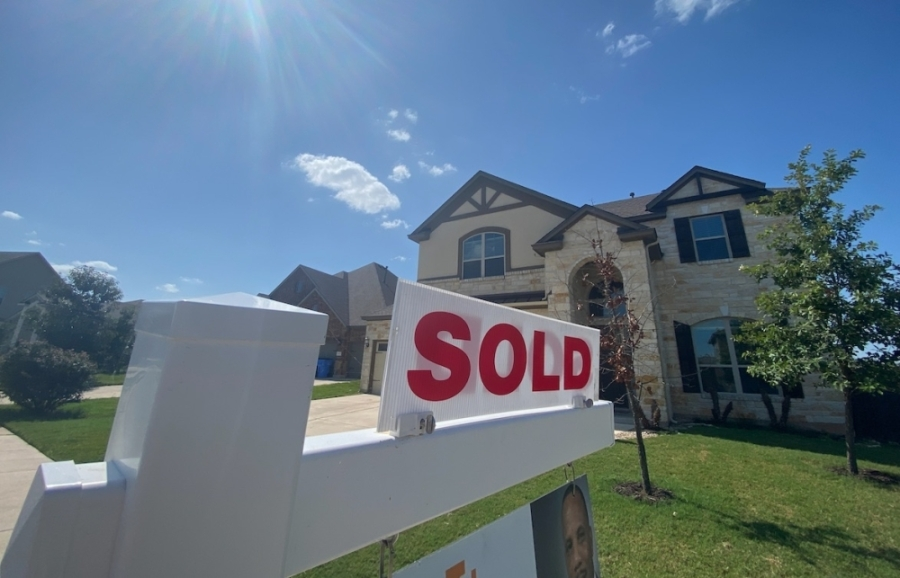 Home sales in the Round Rock, Pflugerville and Hutto area showed a slight decrease from the previous month in July. (Brian Rash/Community Impact Newspaper)