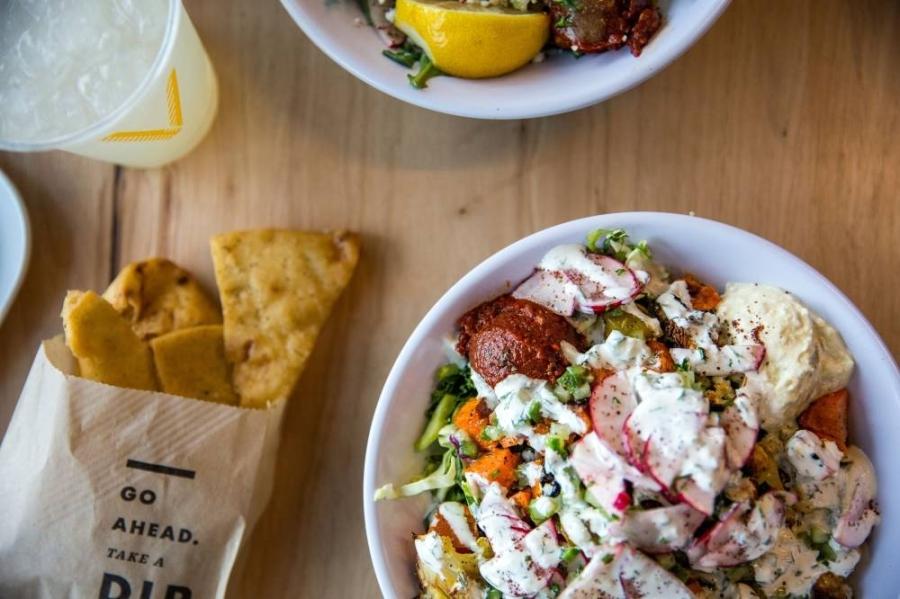Cava is a fast-casual Mediterranean restaurant. (Courtesy Cava)