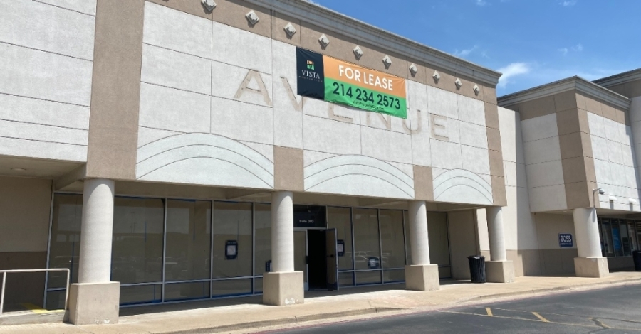 The new location of Uptown Cheapskate is expected to open in eight to 12 weeks. (Brooke Sjoberg/Community Impact Newspaper)