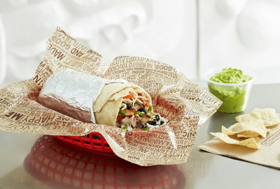 Chipotle Mexican Grill is known for its build-your-own burritos, bowls, tacos and salads. (Courtesy Chipotle Mexican Grill)