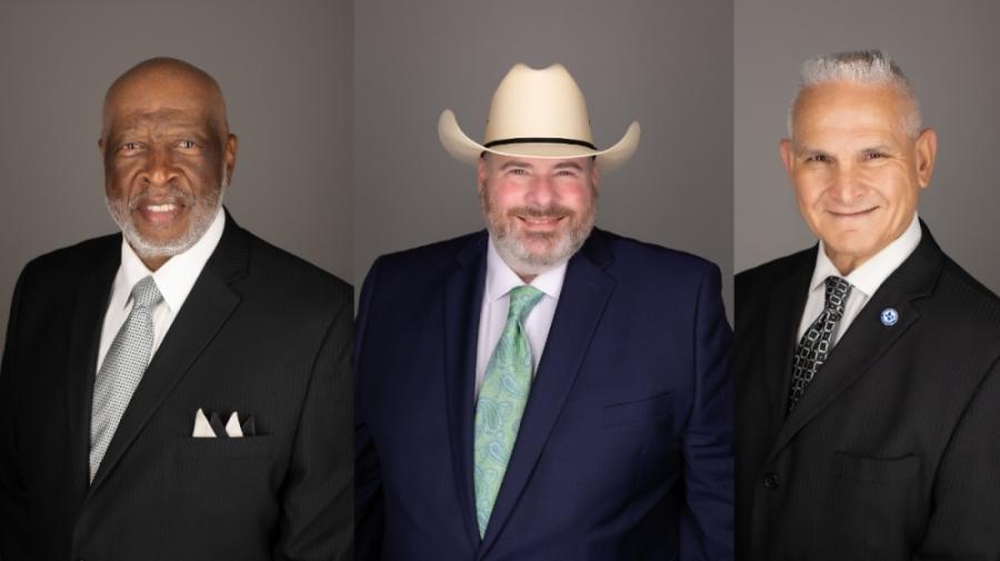 headshots of board members