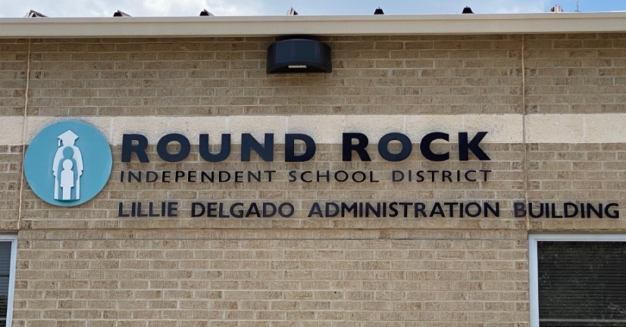 Round Rock ISD Superintendent Dr. Hafedh Azaiez announced to district parents Aug. 20 that he has asked the school board to call another meeting to revisit the district's mask mandate, which the board voted into existence Aug. 16.  (Brooke Sjoberg/Community Impact Newspaper)