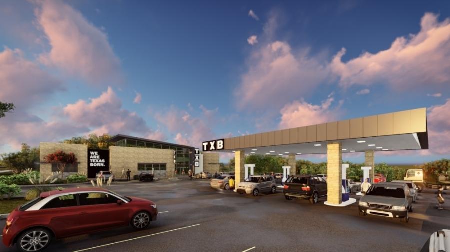 TXB Market & Fuel Center (Courtesy TXB)
