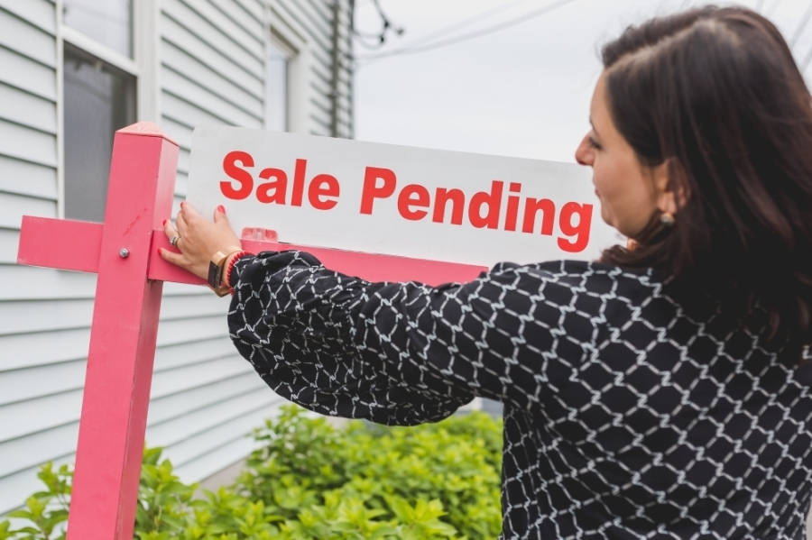 The median price of homes sold also increased year over year in all Spring- and Klein-area ZIP codes. (Courtesy Pexels)