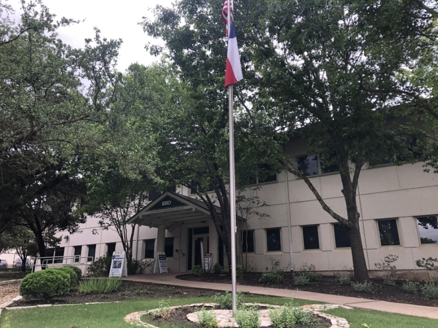 Eanes ISD trustees voiced support Aug. 24 for enforcement of district's mask mandate. (Staff/Community Impact Newspaper)