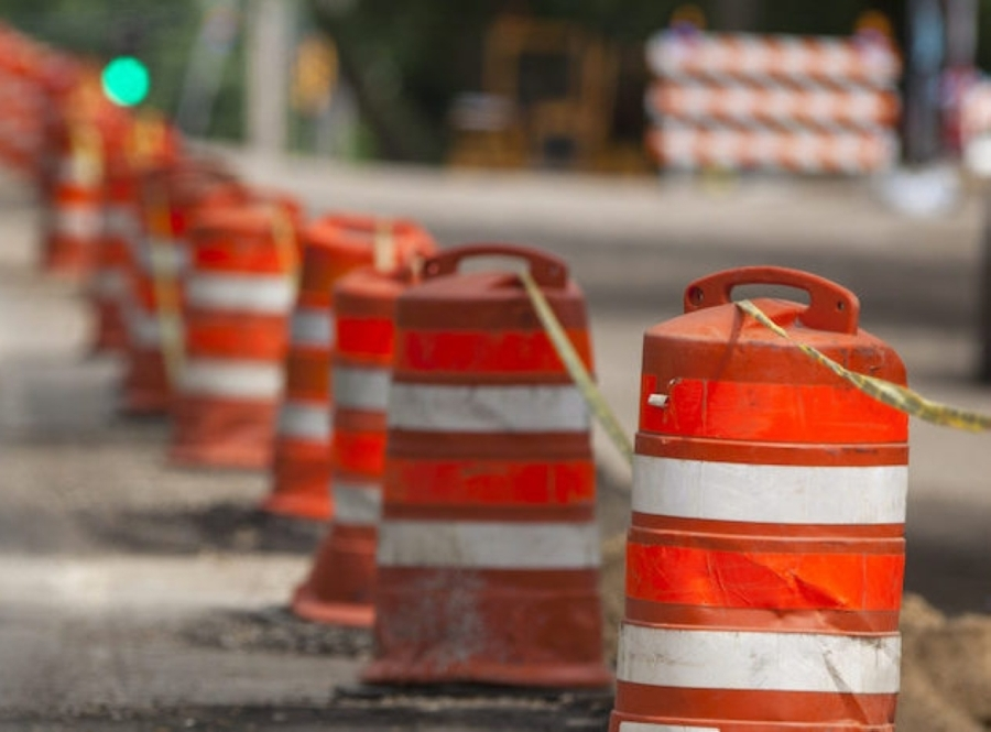 This segment of the FM 2978 widening project has been underway for nearly three years, according to the Texas Department of Transportation. (Courtesy Fotolia)