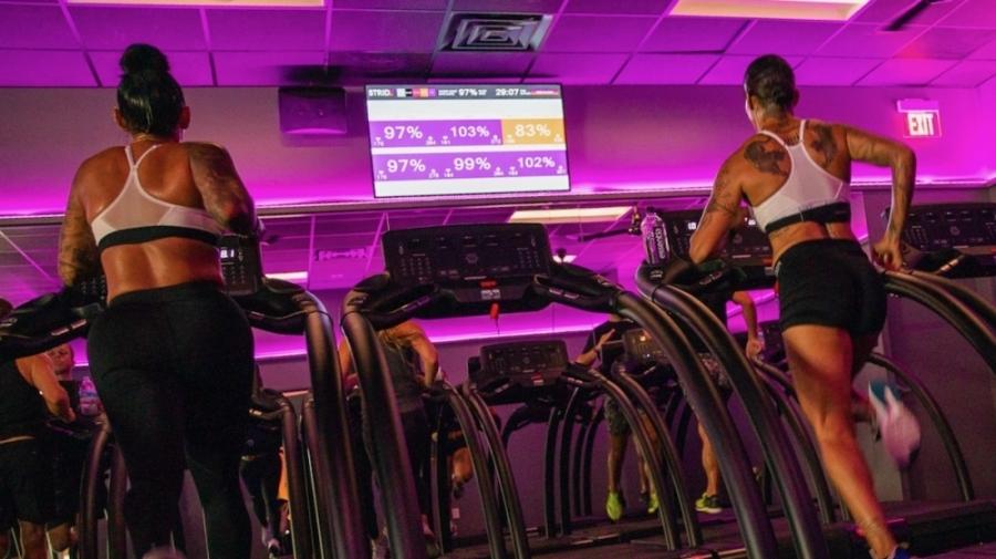 Stride indoor running and walking studio is now open in McKinney. (Courtesy Stride)
