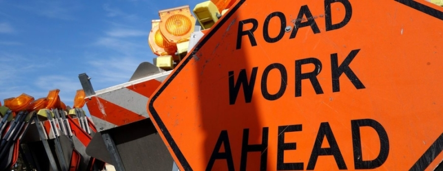 Repair work on Flintridge Drive has been completed. (Courtesy Fotolia)