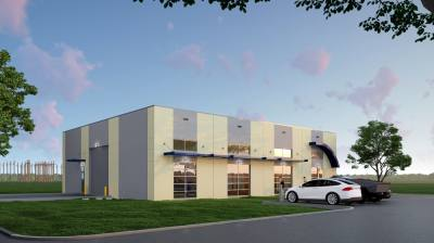photo of upcoming Faraday Center