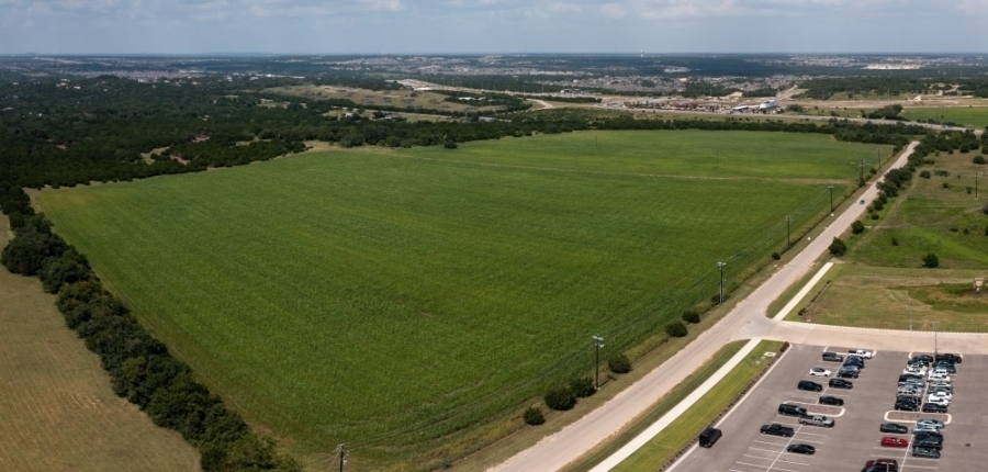The planned Cangshan Cutlery headquarters will be built in north Leander on Heritage Grove Road. (Courtesy city of Leander)