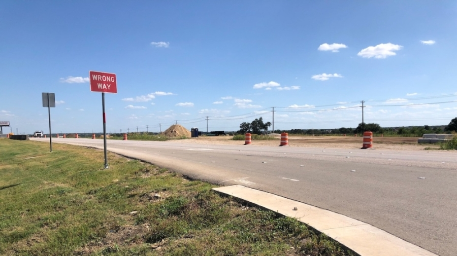 The 183A Toll Phase 3 construction project has caused water outages on three occasions since breaking ground in April. (Benton Graham/Community Impact Newspaper)