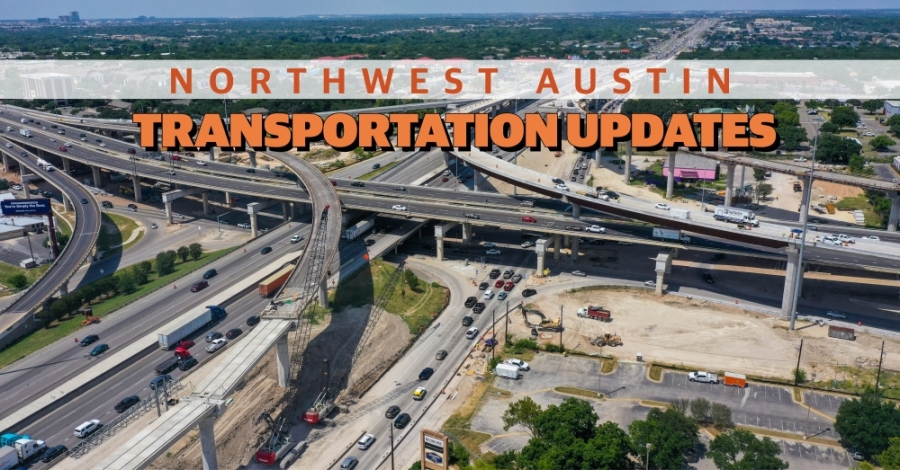 Northwest Austin transportation updates