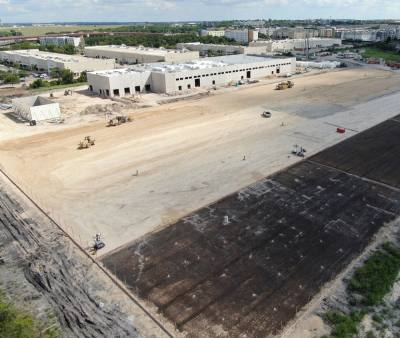 The 70,000-square-foot project is projected to be finished in 2022. (Courtesy/Austin Convention Center Department)