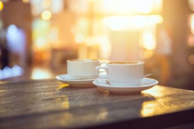 A new location serving coffee and tea will open on FM 1488. (Courtesy Adobe Stock)