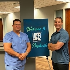 F8 Well Centers opened a location in Brentwood in June. (Courtesy Stephen Camiolo)