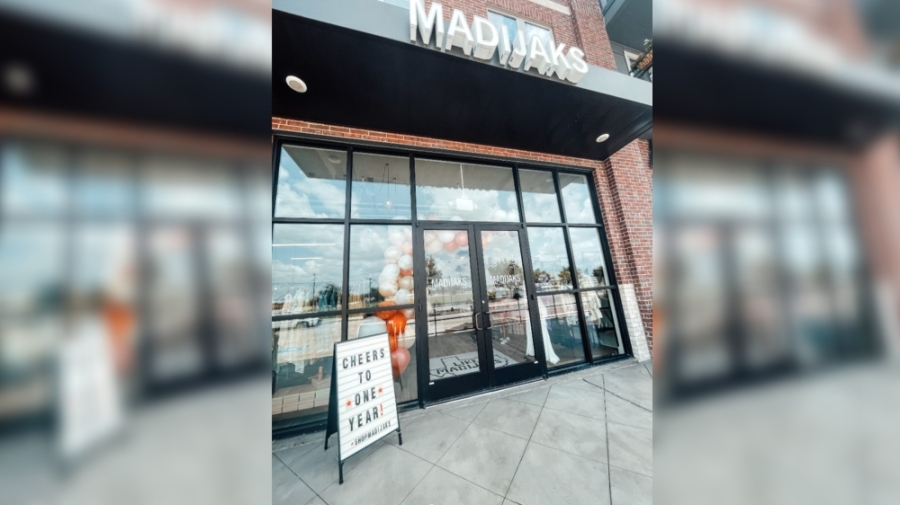 Women's clothing and accessories boutique MadiJaks in downtown Roanoke celebrated its one-year anniversary on Aug. 1. (Courtesy MadiJaks)