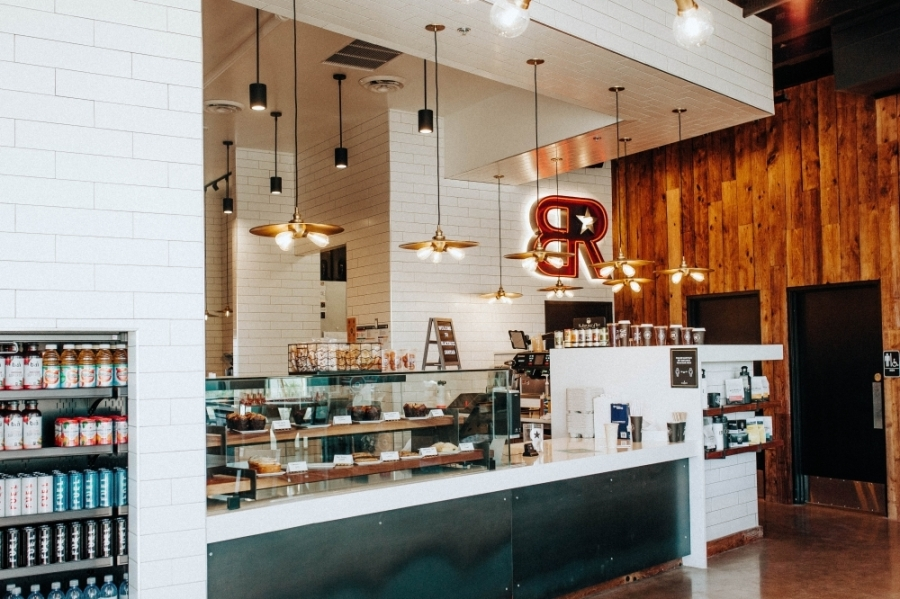 Black Rock Coffee Bar opened in Southlake on Aug. 27. (Courtesy of Black Rock Coffee Bar)