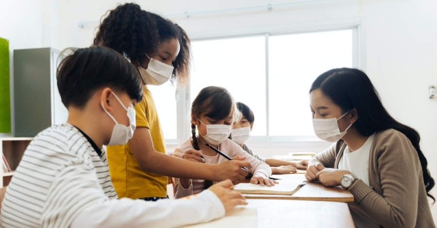 Both Williamson County Schools and Franklin Special School District have implemented temporary mask requirements. (Courtesy Adobe Stock)