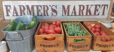 Brookside Village Farmer's Market market will open at E.A. Lawhon Elementary School beginning Oct. 10. (Courtesy Gypsy Caravan Events)
