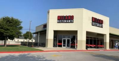 Milano Ristorante opened May 3 at 1700 E. Palm Valley Blvd., Ste. 300, Round Rock. (Brooke Sjoberg/Community Impact Newspaper)