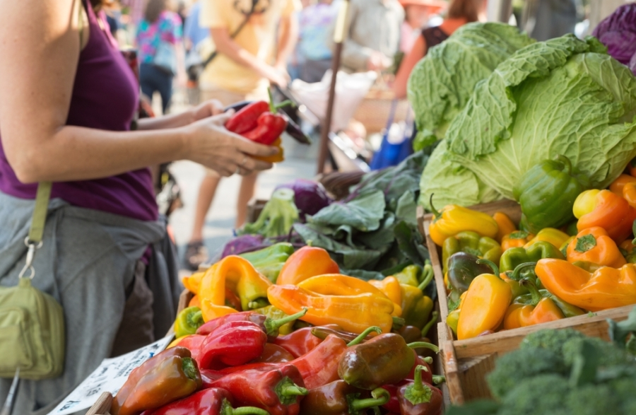 Magno Farms will be a farmers market with vendors focusing on hot peppers, hot sauce and salsa. (Courtesy Adobe Stock)