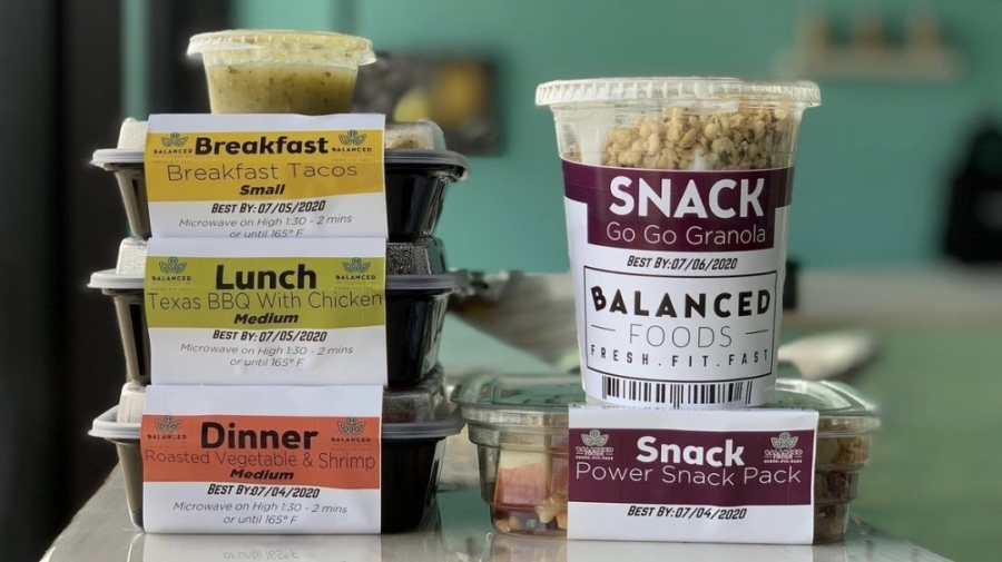Balanced Foods held a grand opening for its Missouri City location on July 24. (Courtesy Balanced Foods)