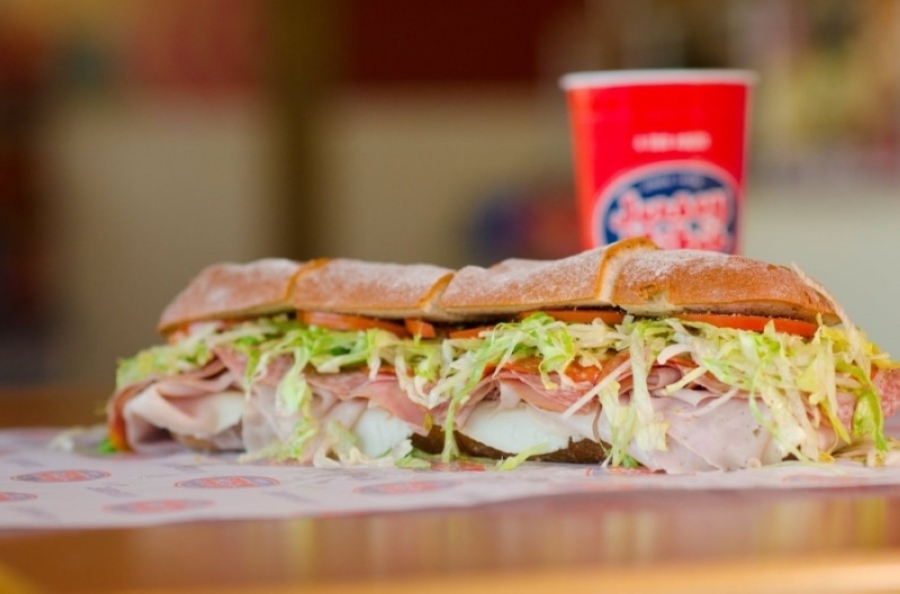 The sandwich chain offers hot subs, cold subs with fresh-cut deli meat, wraps and salads. (Courtesy Jersey Mike's Subs)