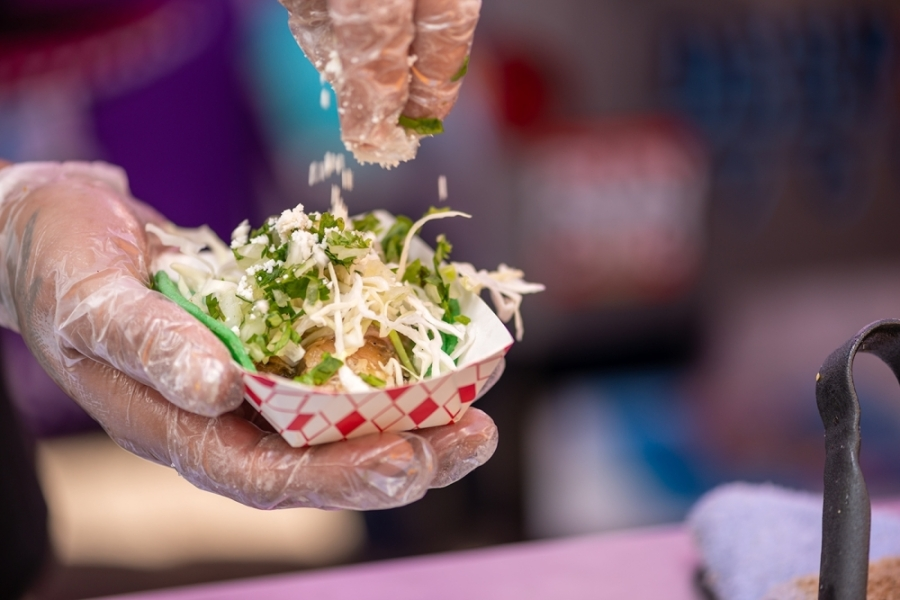 The Rockin' Taco Street Fest makes its return to Chandler in September after COVID-19 halted the annual tradition in 2020. (Courtesy Rockin' Taco Street Fest)