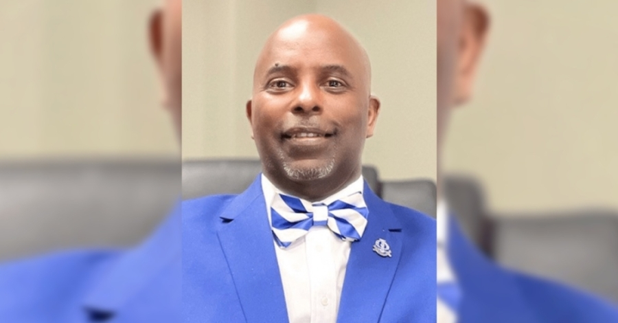 Round Rock ISD announced the hiring of Dennis Covington as the district's new chief financial officer Aug. 26. (Courtesy Round Rock ISD)