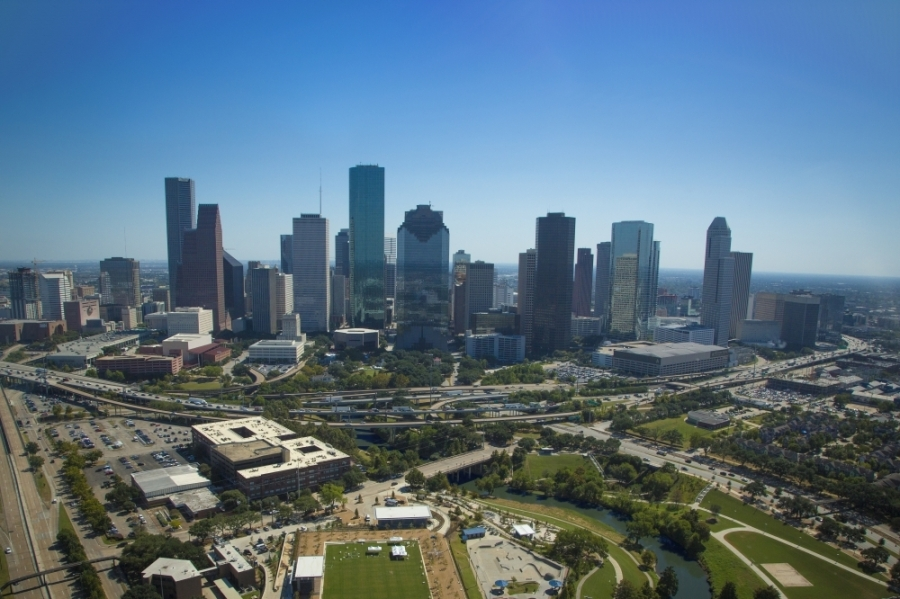 Harris County's population grew 15.6% from 2010-20. (Courtesy Visit Houston)
