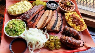 Hutchins BBQ in McKinney is set to reopen Aug. 31. (Courtesy Hutchins BBQ)