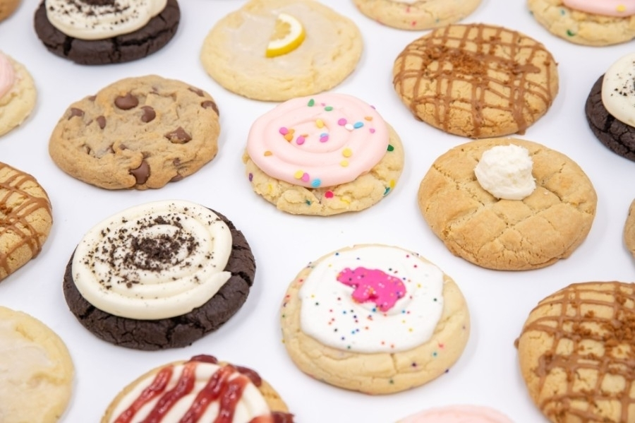Crumbl Cookies opened a new location in Magnolia on Sept. 3. (Courtesy Crumbl Cookies)