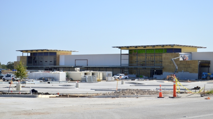 The store will be located at 19348 Ronald W. Reagan Blvd. in the new Bar W Marketplace. (Taylor Girtman/Community Impact Newspaper)
