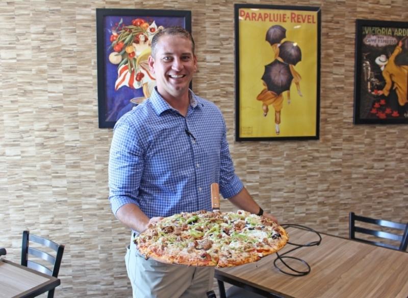 Ryan Vickery, Vito's Pizza & Italian Ristorante