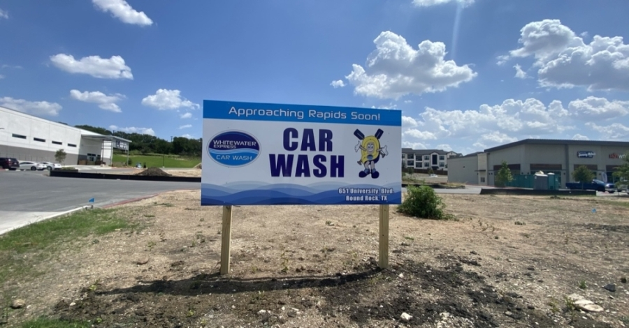The car wash chain offers monthly memberships and free vacuum services to its customers, with memberships starting from $16.99 a month and varying by location. (Brooke Sjoberg/Community Impact Newspaper)