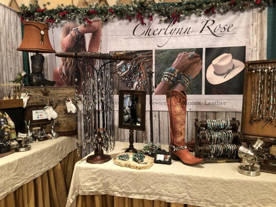 The annual Shop 'Til You Drop fundraiser features hundreds of vendors. (Courtesy Cy-Fair Women's Club)