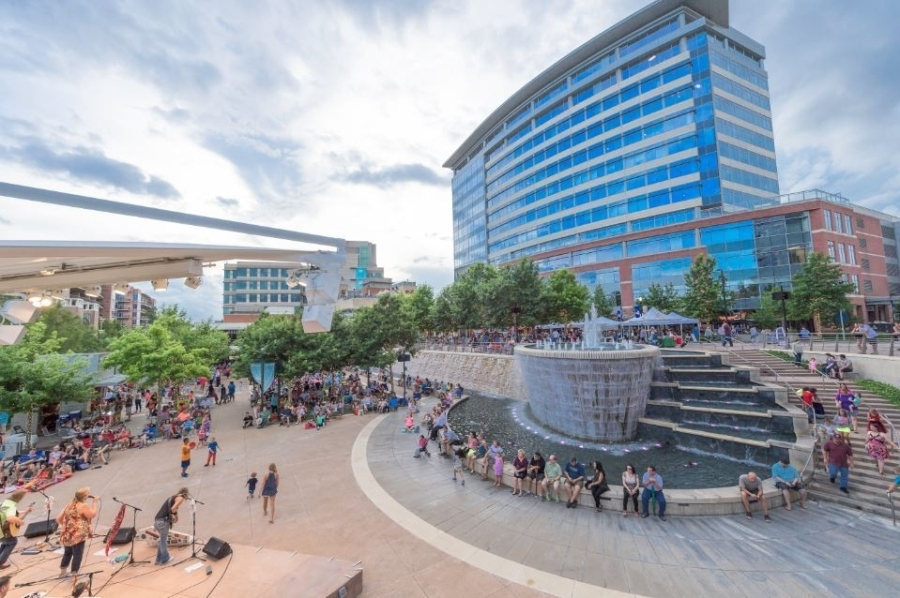 The Woodlands Waterway Square will host a Labor Day event on Sept. 5. (Courtesy The Woodlands Township)
