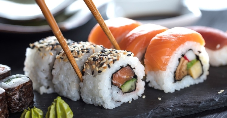 The sushi restaurant is slated to open in October. (Courtesy Adobe Stock)