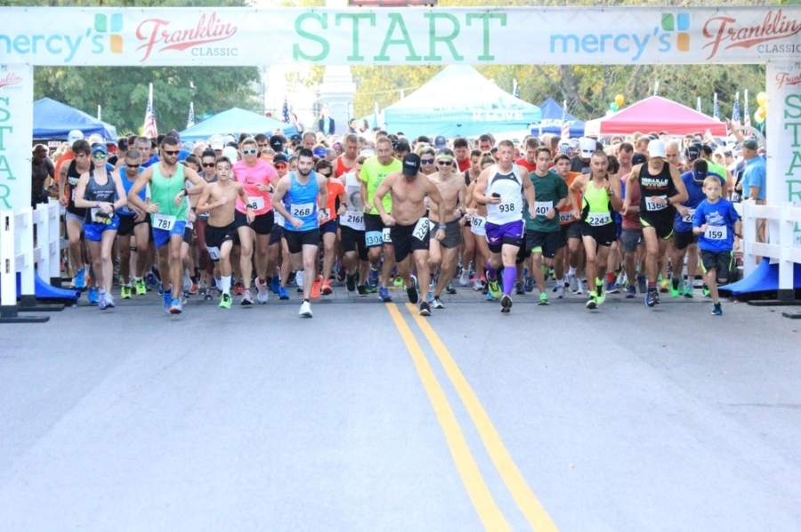The Franklin Classic returns on Labor Day weekend. (Courtesy Mercy Community Healthcare)